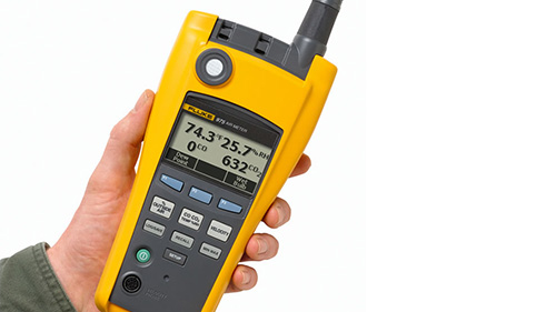 Fluke Humidity Probe : V fluke networks ؽ d n z