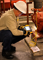 Fluke 810 Vibration Tester keeps the good stuff flowing