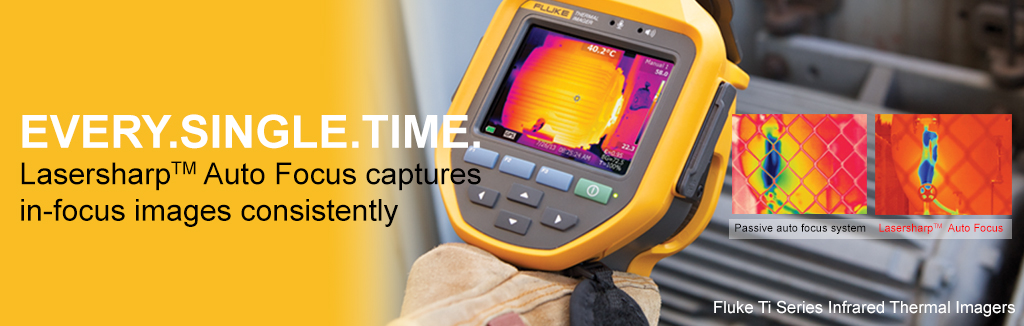 How to use new LaserSharp™ Auto Focus system from Fluke