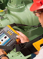 Fluke 810 Vibration Tester Demo
