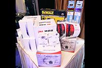 華輝科技群英會 2013 回顧 - 華輝於講座中即場進行大抽獎 獎品豐富