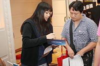 華輝科技群英會 2013 回顧 - WECLUB 自己友 會員亦在場 招攬會員