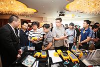 華輝科技群英會 2013 回顧 - 客戶對FLUKE NETWORKS 的最新產品發佈及展示均感興趣