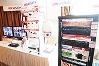 華輝科技群英會 2013 回顧 - HIKVISION 產品展示