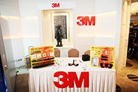 華輝科技群英會 2013 回顧 - 3M 產品展示