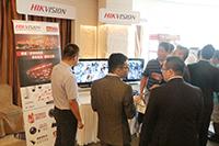 華輝科技群英會 2013 回顧 - 即場監控系統示範