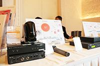 華輝科技群英會 2013 回顧 - TOA 公共廣播系統產品展示