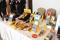 華輝科技群英會 2013 回顧 - FLUKE 產品展示