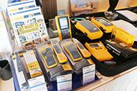 華輝科技群英會 2013 回顧 - Fluke Networks 產品展示  新產品發佈
