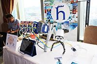 華輝科技群英會 2013 回顧 - Hirschmann Belden 產品展示