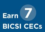 earn 7 BICSI CECs