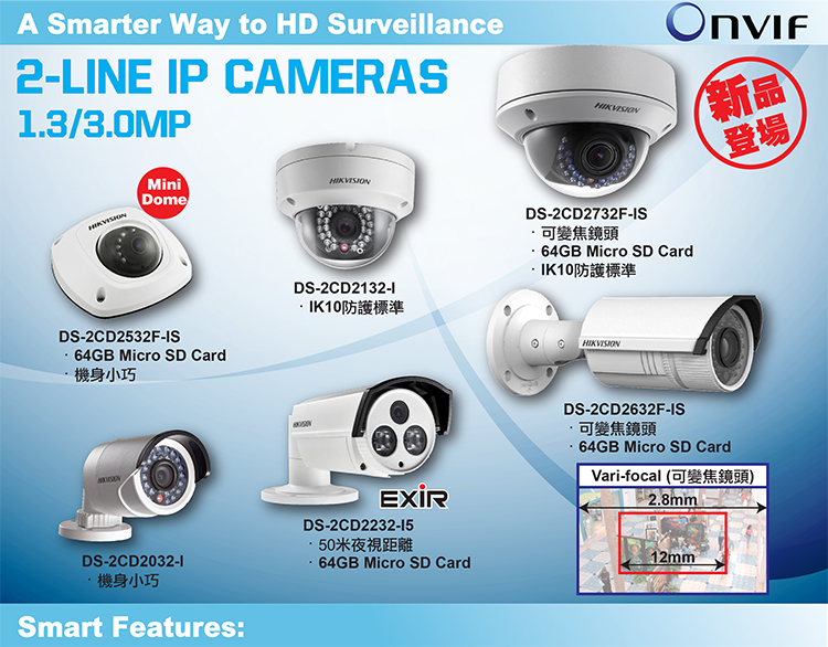HIKVISION SMART HD Surveillance